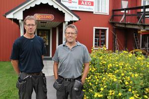 Ulrik och Krister Kollin