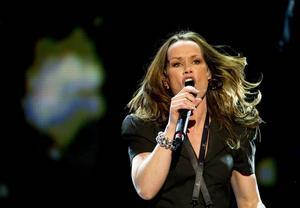 Rutinerad. Linda Bengtzing tävlar i Melodifestivalen för fjärde gången.