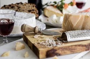 Ost i maten förhöjer andra smaker och är gott i sig själv.   Foto: Christine Olsson/TT
