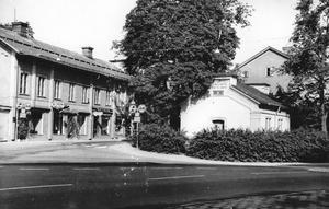 Åsgatan/Trotzgatan från 1952.