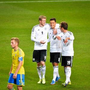 Det blev förlust för Sverige i tisdagens match.