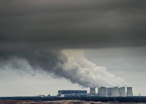 Kolkraftverk. Foto: Patrick Pleul/TT