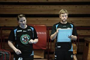 ÖSK-tränaren Mikael Nilsson.