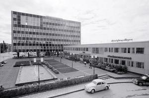 Bollnäs stadshus 1973.
