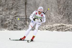 Kalla slutade på en andraplats bakom Stina Nilsson.
