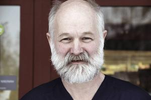 Niels West, distriktsläkare i Edsbyn.