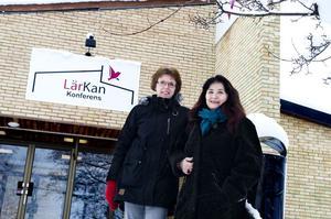 Första mässan för företagande kvinnor ska hållas i Kramfors den 8 mars, föreningen Futura ligger bakom initiativet. För Ann-Chatrin Granbäck och Ann Järneström var det viktigt att träffa andra företagande kvinnor för att våga komma i gång själva.