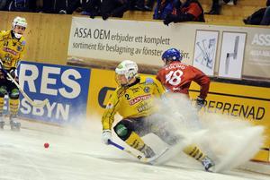 På fredag kväll är det dags för säsongens andra hälsingederby på Hällåsen i Söderhamn.