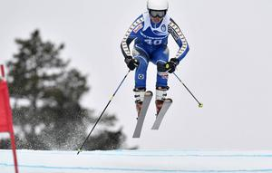 Joel Englund, IF Hudik Alpin, tvåa i H16.