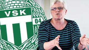 Christina Liffner, ordförande i VSK Fotboll.