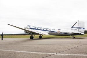 Planet byggdes 1943 och föreningen gör flera medlemsflygningar varje år.