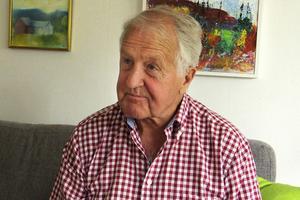 Kjell Eriksson är i dag pensionär och bor fortfarande i länet. Han minns väl natten när Estonia gick på grund.