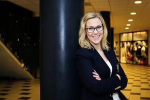 Charlotte Gustavsson tillträdde som vd i 17 december 2013.