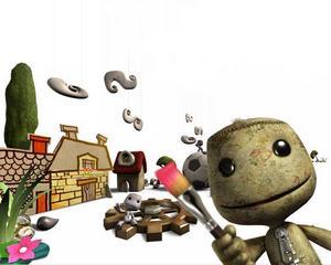 """GÖR DET SJÄLV. Med """"Little Big Planet"""" ger Media Molecule spelaren en verktygslåda med oändliga möjligheter där du själv kan skapa ditt eget plattformsspel."""