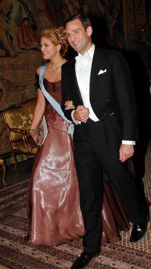 Prinsessan Madeleines pojkvän Jonas Bergström uppges ha haft en affär med en norsk kvinna vid ett besök i Åre under förra året.Foto: SöREN ANDERSSON/Scanpix