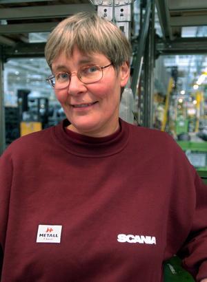 Träffsäker. Författaren Maria Hamberg blev årets Ivar Lo-pristagare.