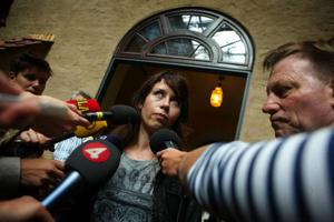 Domen mot Anna Odell föll på måndagen.Foto: Fredrik Persson/Scanpix
