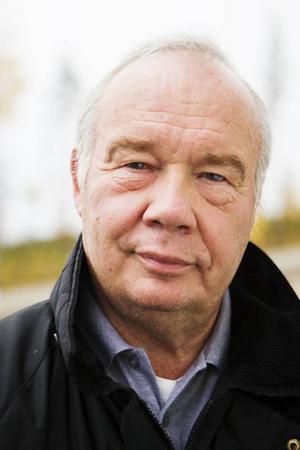 Kent Rosenqvis, ordförande i Rätansbygdens byalag