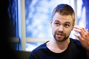 Mentala rådgivaren och nyblivna författaren Johannes hansen från Djurmo var nyligen i Borlänge och föreläste för gymnasieelever.