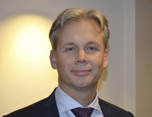 Lars Engström, 52 år, är ny chef för Sandvik Mining. Han börjar på nya jobbet redan 14 december.