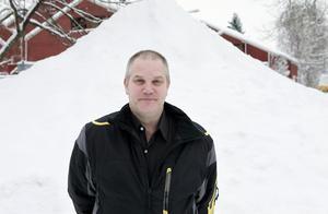 Anders Fransson är ordförande för nybildade Roslagens oberoende parti.