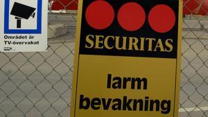 Securitas är ett av de företag som berörs av varslet.