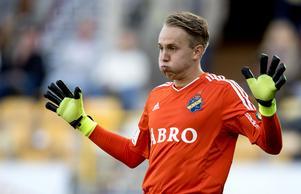Patrik Carlgren lämnade AIK för Nordsjälland i februari. Kontraktet sträcker sig till sommaren, då säsongen tar slut.