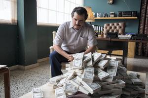 Wagner Moura spelar Pablo Escobar i dramaserien