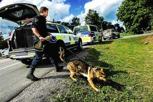 Efter några år i yrket kan man vidareutbilda sig till bland annat hundförare, polistekniker och helikopterpilot.