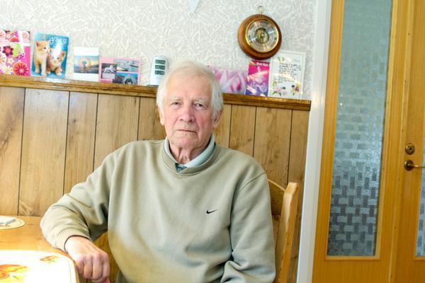 Norbergaren Sven Erik Hägglund är kritisk till att man inte får svar direkt på vad röntgenundersökningen visar.