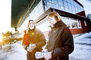 Susanna Nilsson Lundahl och Annelie Lingvall tror på Rutger Raket i tredje omgången men får inte rätt den här gången.