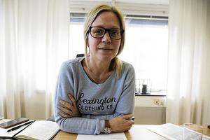 - Vi vill förenkla parkering i Falun, säger Patricia Wallin Granhagen, Vd. för Falu P AB.