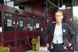 Ulrika Westin är vd på Quality Hotel som samarbetar med Unicef för att stoppa trafficking.