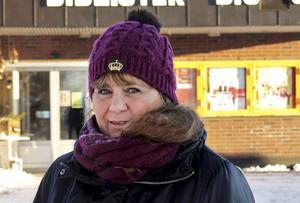 Ingela Dahlin, ordförande i Storöringens fiskeklubb, är glad över pengarna.