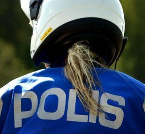 — Jag har aldrig hamnat i en obehaglig situation med anledning av att jag är kvinna, säger mc-polisen Laila Nyqvist.