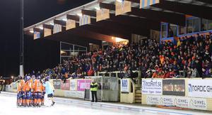 En stor del till förlusten ska vara att publikintäkterna minskade kraftigt för Bollnäs förra säsongen.