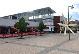 Råby centrum.