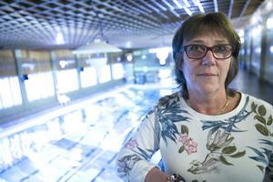 Vi tycker att företagen kan betala lite mer, säger sporthallschefen Ulla-Carin Strömberg apropå förslaget om höjda avgifter som nu klubbats av politikerna.