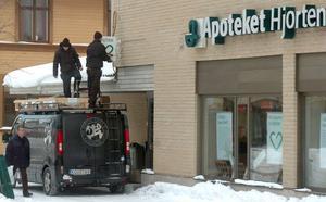 Det första privata apoteket i Bollnäs öppnade på måndagen.
