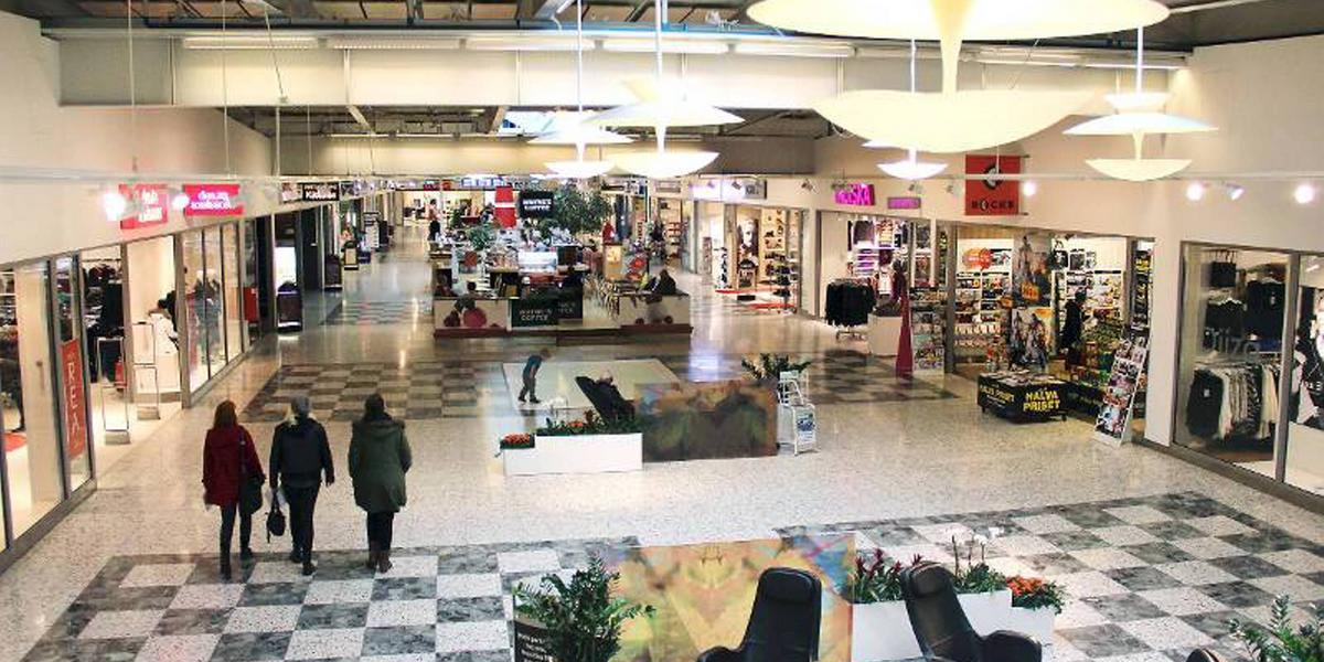 valbo köpcentrum affärer