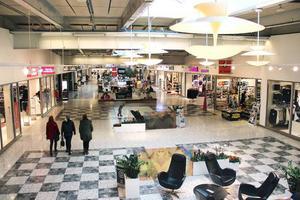 Det är förändringens tider i Valbo köpcentrum.
