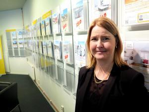 Årets säljare av bostadsrätter inom Svensk Fastighetsförmedling 2014 och 2013. Malin Hagberg har även placerat sig på tio-i-topp flera gånger.
