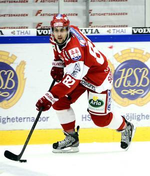 ...liksom Christian Söderström som spelat många säsonger med Timrå.