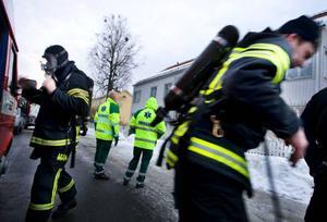 Räddningspersonal fick snabbt läget under kontroll men minst två lägenheter måste totalrenoveras efter branden på Skolgatan. Drabbade hyresgäster måste ha en snabb lösning på sina bostadsproblem under tiden.