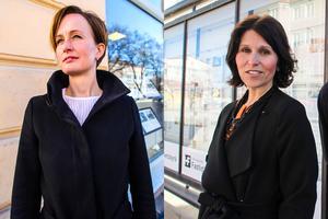 Ann-Sofie Lundvall äger nu Hälsinglands Fastighetsbyrå tillsammans med sin far Bernt Larsson. Deras nya mäklarbyrå är kvar på Drottninggatan 8 i Hudiksvall.
