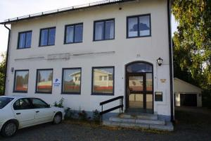 En ny restaurang planeras i fastigheten, mitt i Bommen efter Njurundavägen, där det förr låg en skoaffär.