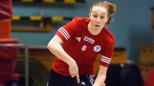 Per-Ols lagkapten Lisa Karlsson.