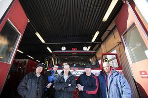 Stämningen är inte bra bland deltidsbrandmännen i Iggesund.