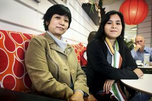 Noe Noe Htet San och Tin Tin Nyo tar en paus i svenska valstugebesöken, för att berätta om ett val i Burma där helt andra förutsättningar råder.