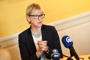Utrikesminister Margot Wallström svarar om Fikru Maru.